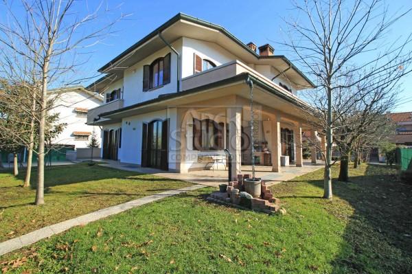 Villa in vendita a Cassano d'Adda, Annunciazione, Con giardino, 481 mq - Foto 1