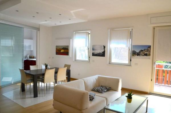 Appartamento in vendita a Crevalcore, Adiacenze Centro, Con giardino, 90 mq