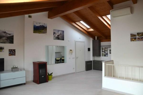 Appartamento in vendita a Crevalcore, Adiacenze Centro, Con giardino, 65 mq