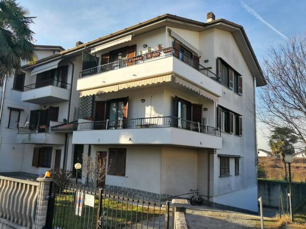 Appartamento in vendita a Cervignano d'Adda, Con giardino, 90 mq - Foto 14