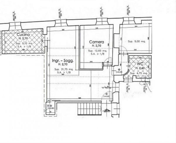 Appartamento in vendita a Chiavari, Centro Storico, 90 mq - Foto 2