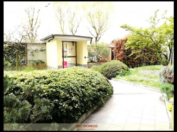 Appartamento in vendita a Milano, Don Gnocchi, Con giardino, 120 mq