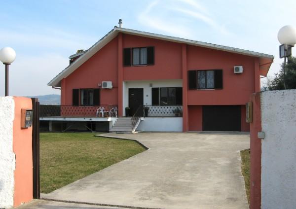 Villa in vendita a Cepagatti, Villanova, Con giardino, 298 mq