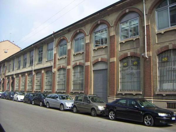 Negozio in affitto a Milano, Via Savona, 265 mq