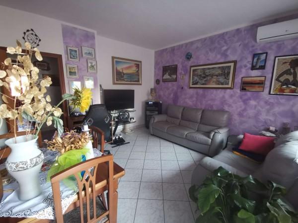 Appartamento in vendita a Spino d'Adda, Residenziale, Con giardino, 101 mq