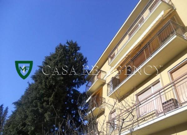 Appartamento in vendita a Varese, Viale Aguggiari, Con giardino, 105 mq