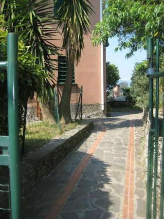 Appartamento in vendita a Zoagli, Con giardino, 80 mq