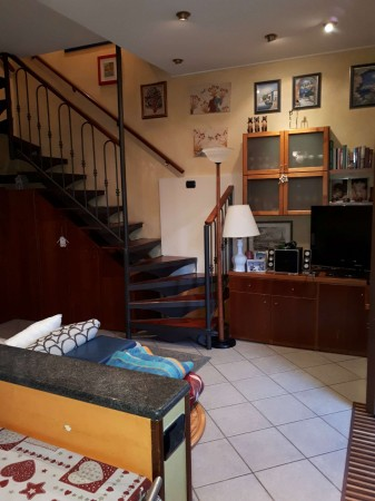 Casa indipendente in affitto a Caronno Pertusella, Centro / Stazione, Arredato, 105 mq - Foto 8