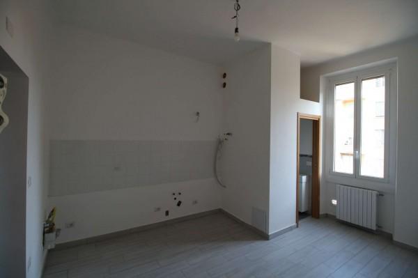 Appartamento in vendita a Milano, Corvetto, Con giardino, 28 mq