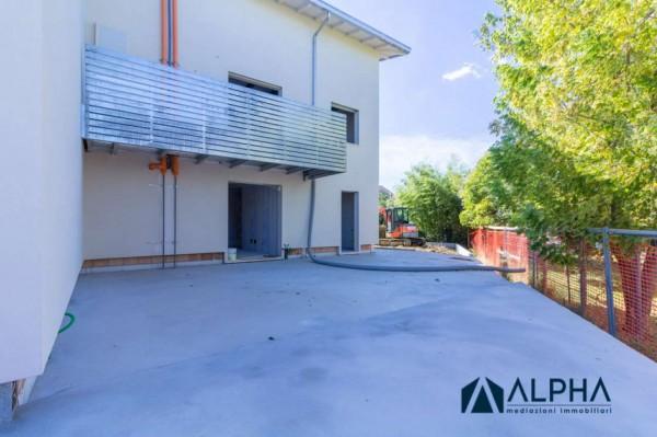 Appartamento in vendita a Forlimpopoli, San Leonardo, Con giardino, 94 mq
