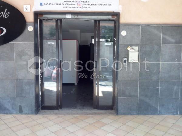 Locale Commerciale  in affitto a Casoria, Centro, 35 mq