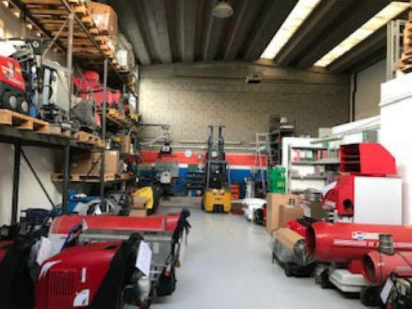 Capannone in vendita a Voghera, Industriale, 250 mq - Foto 16