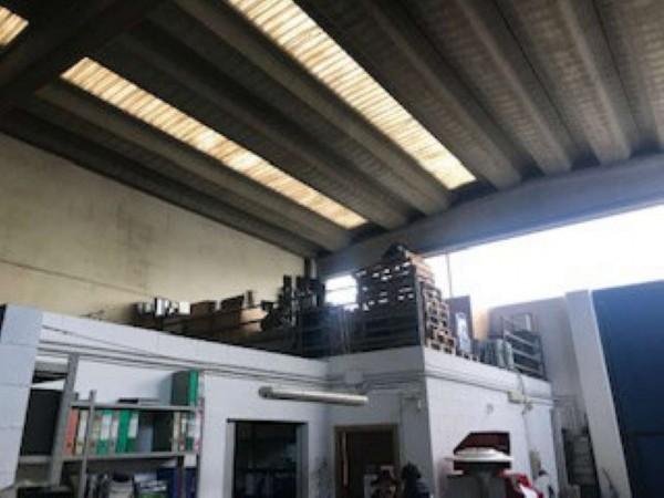 Capannone in vendita a Voghera, Industriale, 250 mq - Foto 17