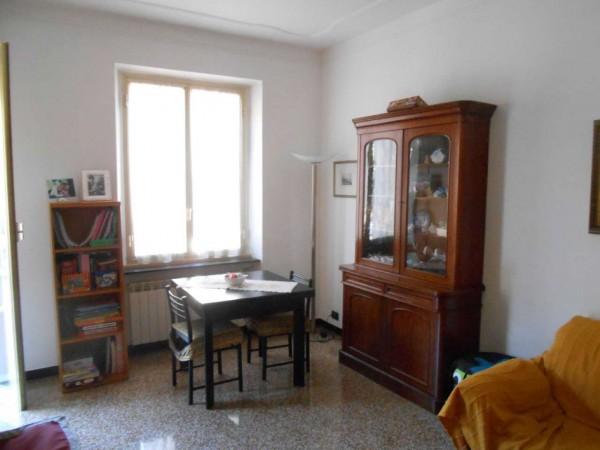 Appartamento in vendita a Genova, Berghini, 79 mq