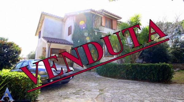 Villa in vendita a Statte, Montetermiti, Con giardino, 231 mq