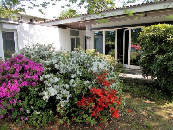 Villetta a schiera in vendita a Olgiate Comasco, Arredato, con giardino, 240 mq - Foto 47