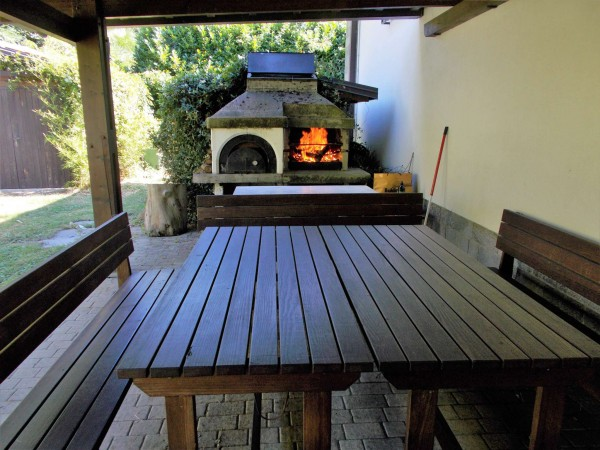 Villetta a schiera in vendita a Olgiate Comasco, Arredato, con giardino, 240 mq - Foto 8