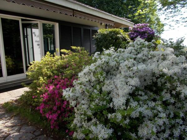 Villetta a schiera in vendita a Olgiate Comasco, Arredato, con giardino, 240 mq - Foto 44