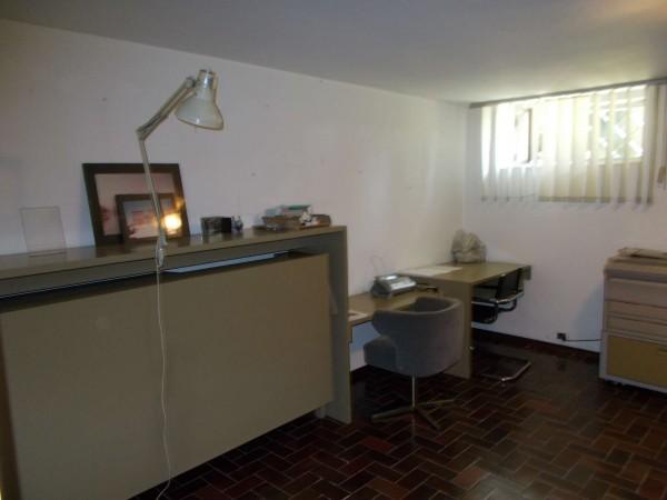 Villetta a schiera in vendita a Olgiate Comasco, Arredato, con giardino, 240 mq - Foto 15