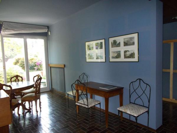 Villetta a schiera in vendita a Olgiate Comasco, Arredato, con giardino, 240 mq - Foto 38