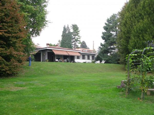 Villetta a schiera in vendita a Olgiate Comasco, Arredato, con giardino, 240 mq - Foto 3