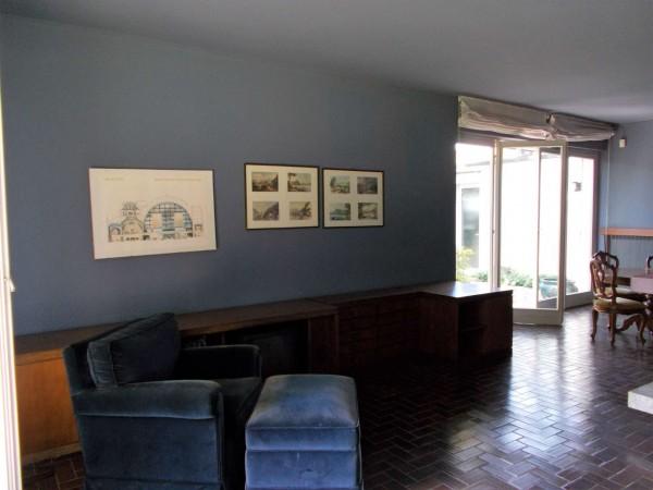Villetta a schiera in vendita a Olgiate Comasco, Arredato, con giardino, 240 mq - Foto 40