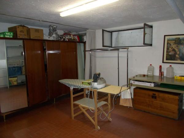 Villetta a schiera in vendita a Olgiate Comasco, Arredato, con giardino, 240 mq - Foto 10