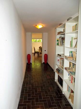Villetta a schiera in vendita a Olgiate Comasco, Arredato, con giardino, 240 mq - Foto 16