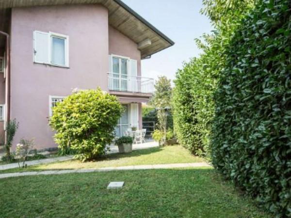 Villa in vendita a Oggiona con Santo Stefano, Con giardino, 168 mq