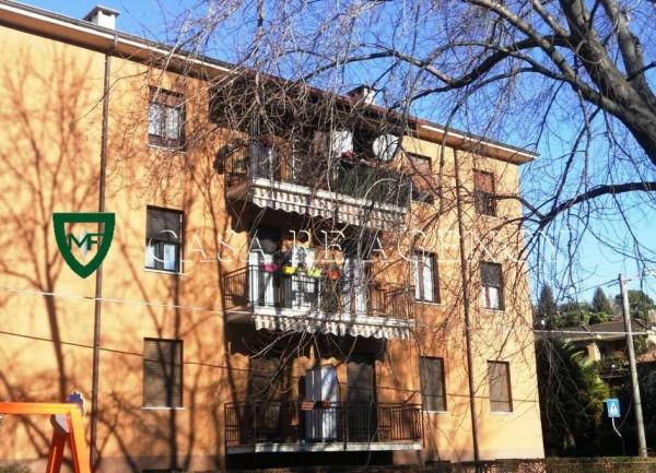 Appartamento in vendita a Varese, Viale Aguggiari, Con giardino, 85 mq - Foto 8