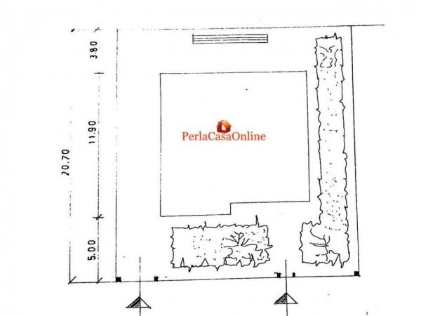 Casa indipendente in vendita a Forlì, Con giardino, 250 mq - Foto 7