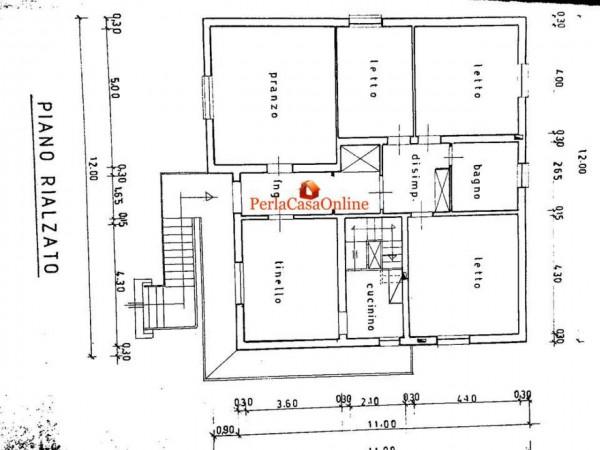 Casa indipendente in vendita a Forlì, Con giardino, 250 mq - Foto 5