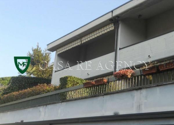 Villetta a schiera in vendita a Varese, Valle Olona, Con giardino, 200 mq - Foto 31