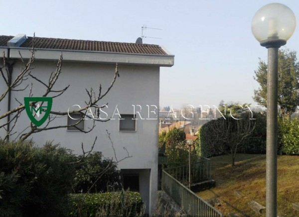 Villetta a schiera in vendita a Varese, Valle Olona, Con giardino, 200 mq - Foto 16