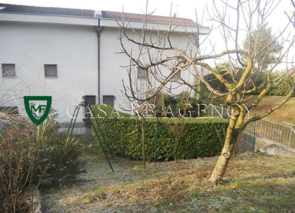 Villetta a schiera in vendita a Varese, Valle Olona, Con giardino, 200 mq
