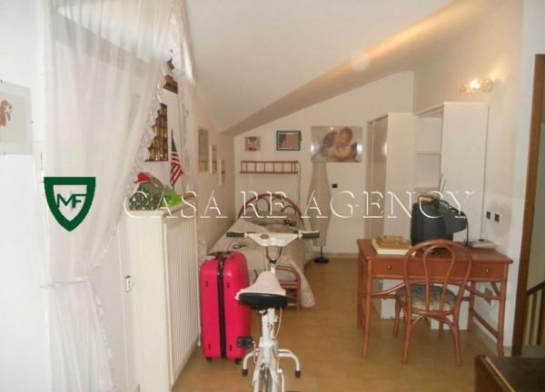 Villetta a schiera in vendita a Varese, Valle Olona, Con giardino, 200 mq - Foto 19