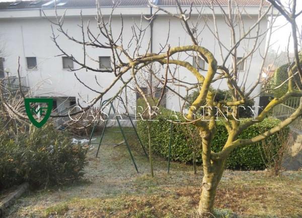 Villetta a schiera in vendita a Varese, Valle Olona, Con giardino, 200 mq - Foto 21