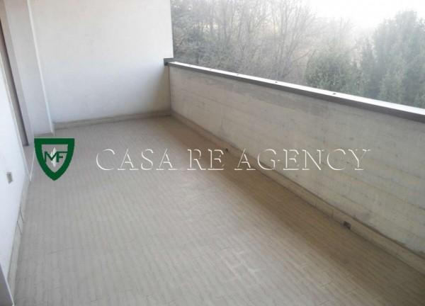 Villetta a schiera in vendita a Varese, Valle Olona, Con giardino, 200 mq - Foto 14