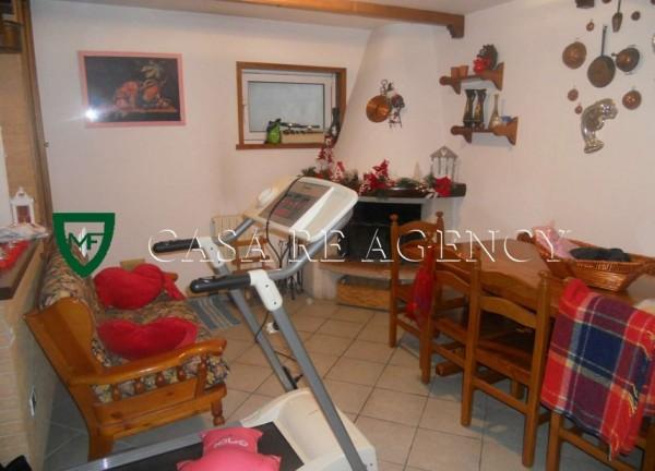 Villetta a schiera in vendita a Varese, Valle Olona, Con giardino, 200 mq - Foto 13