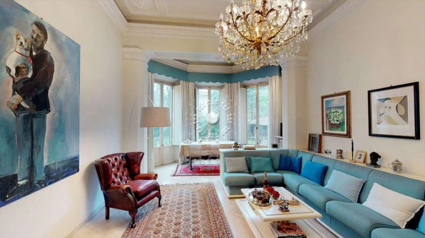 Appartamento in vendita a Firenze, Con giardino, 250 mq