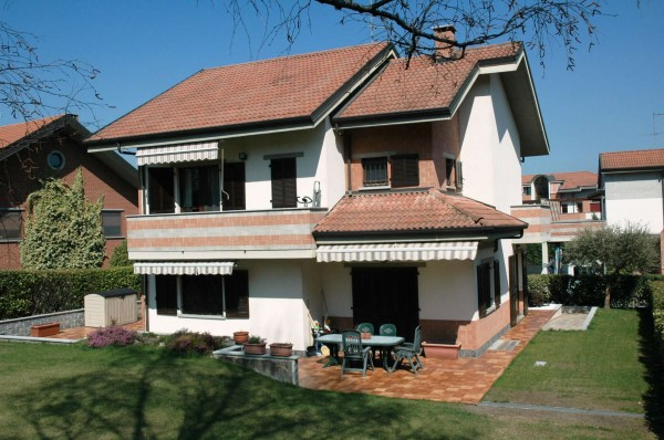 Villa in vendita a Alpignano, Colgiansesco, Con giardino, 370 mq