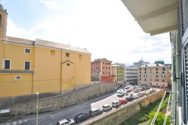 Appartamento in vendita a Genova, Sestri Ponente, 110 mq - Foto 10
