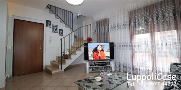 Appartamento in vendita a Monteroni d'Arbia, 102 mq