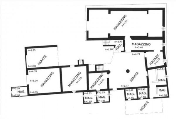Villa in vendita a Sovicille, Con giardino, 787 mq - Foto 2