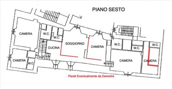 Appartamento in vendita a Siena, 171 mq - Foto 23