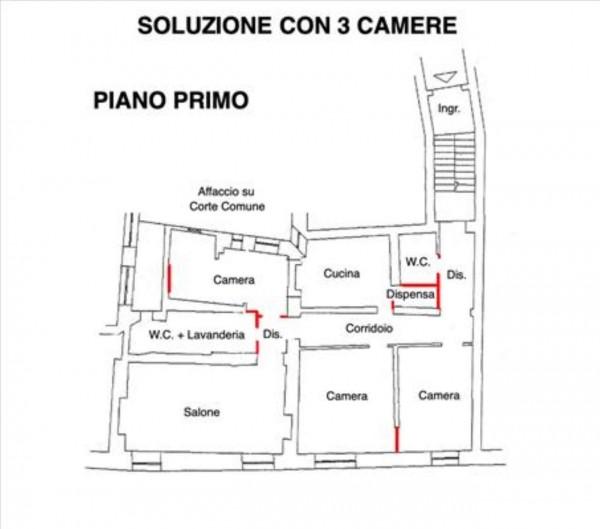 Appartamento in vendita a Siena, 190 mq - Foto 2