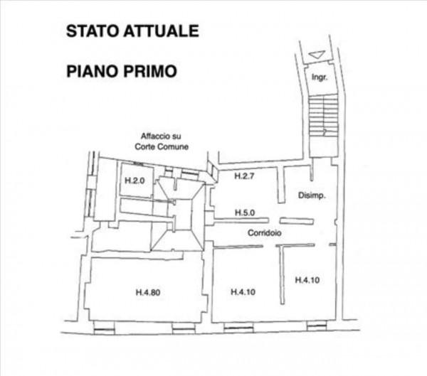 Appartamento in vendita a Siena, 190 mq - Foto 3
