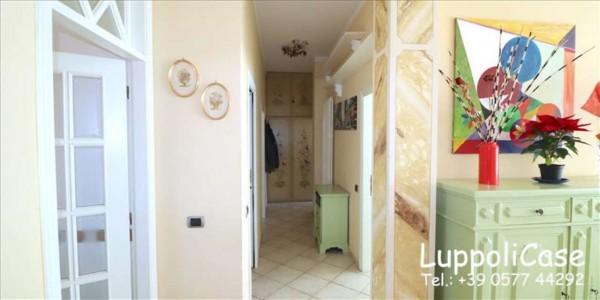 Appartamento in vendita a Siena, Arredato, 120 mq - Foto 24
