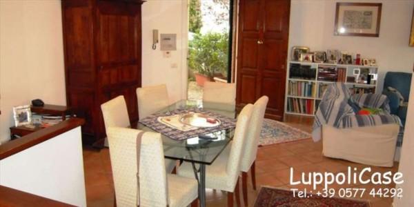Appartamento in vendita a Castelnuovo Berardenga, Con giardino, 220 mq