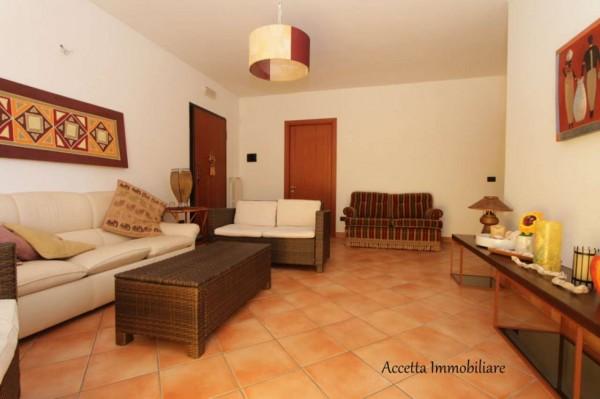 Appartamento in vendita a Taranto, Lama, Con giardino, 98 mq - Foto 16